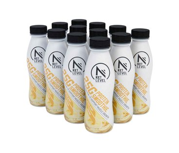 Smoothie Protéiné - Banane (12 pcs)
