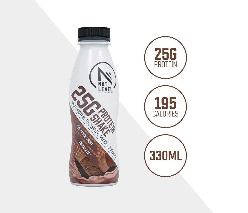 Eiwitrijke Shake - Chocolade(12 pcs)