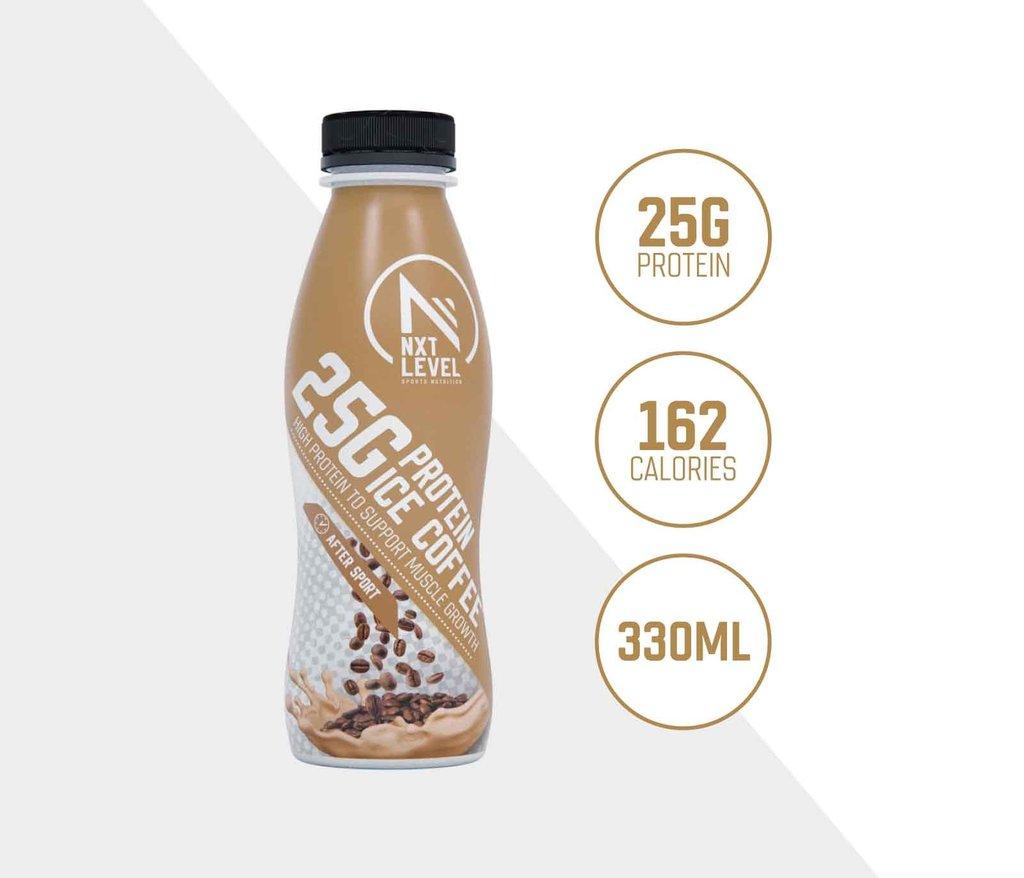 Batido de proteína – Ice coffee - Coffee (12 pcs)