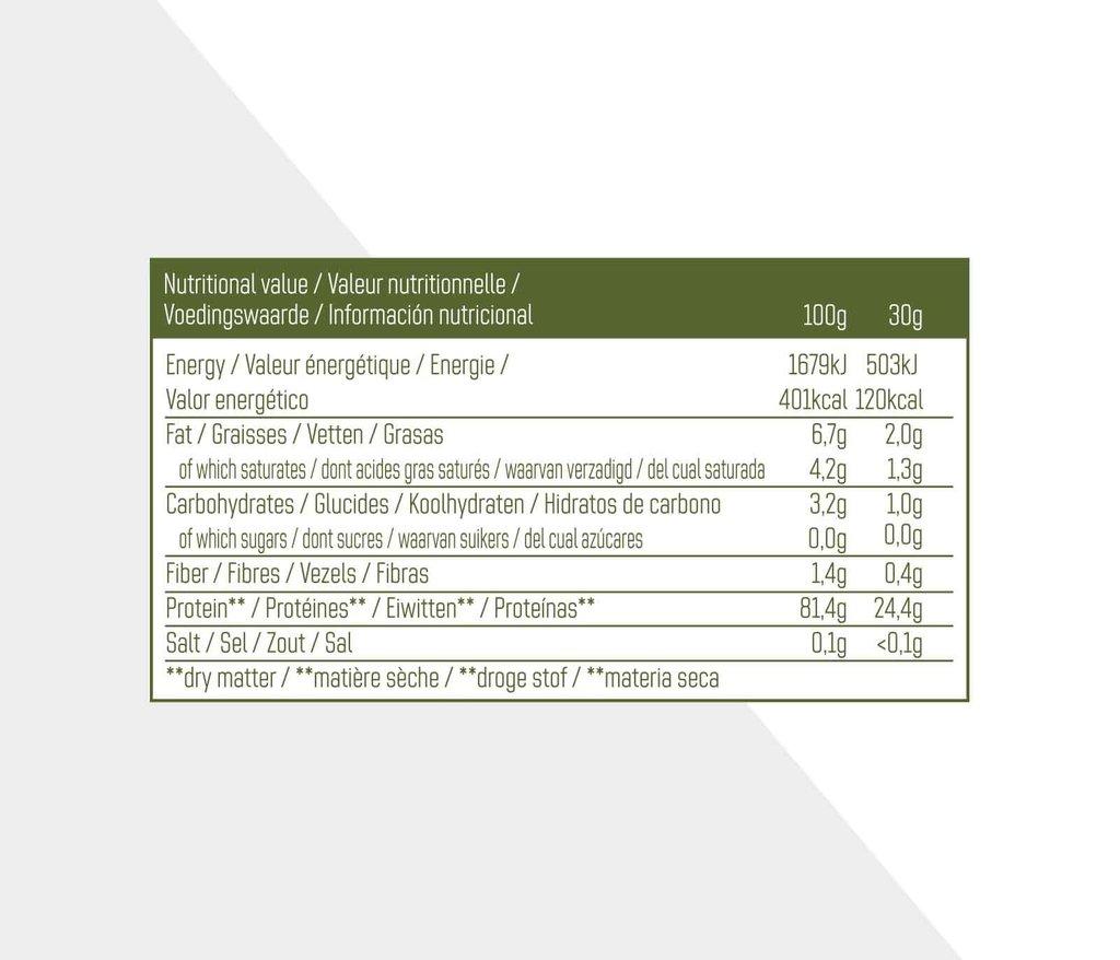 Pea Protein - Vanilla - 2kg