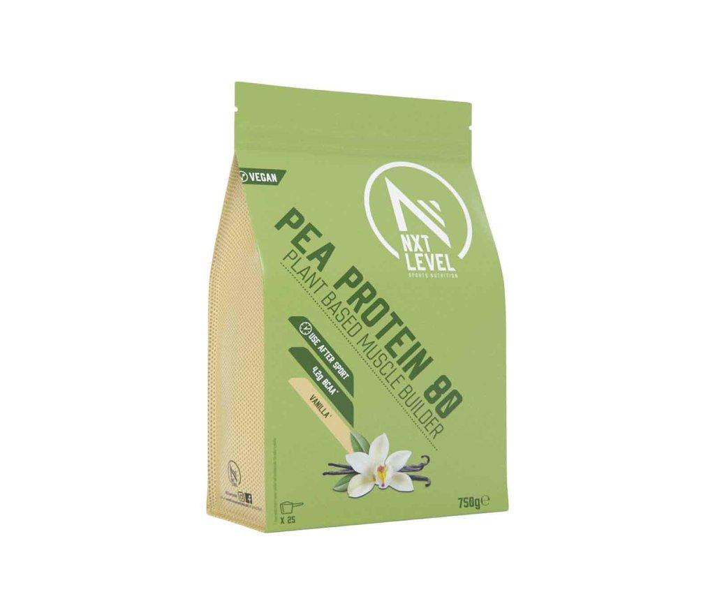 Pea Protein - Vanille - 2kg