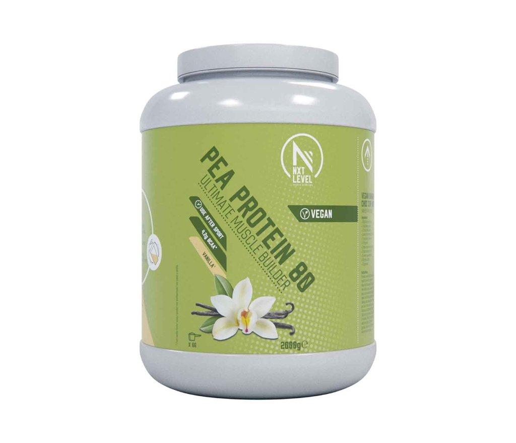 Pea Protein - Vanille - 750g