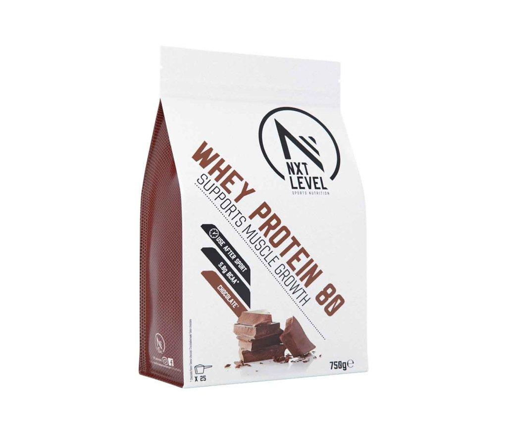 Whey Protein 80 - Chocolate - 750g