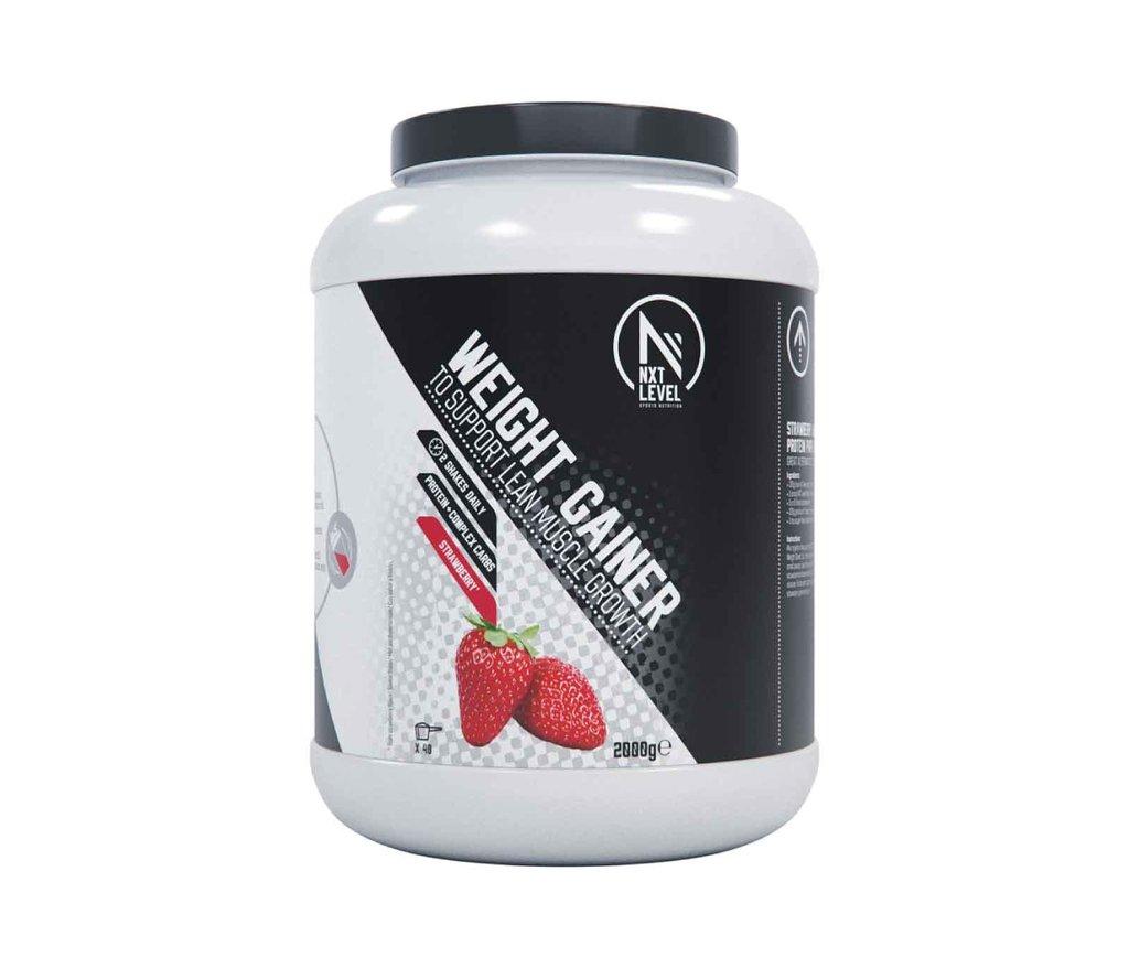 Weight Gainer - Strawberry - 2kg