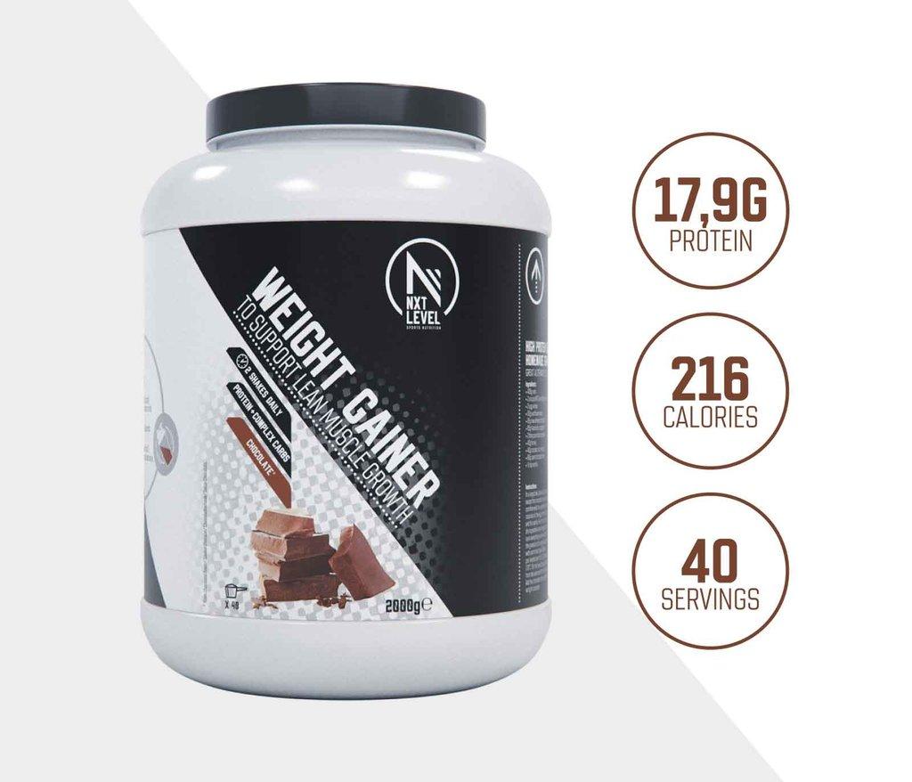 Weight Gainer - Chocolat - 2kg