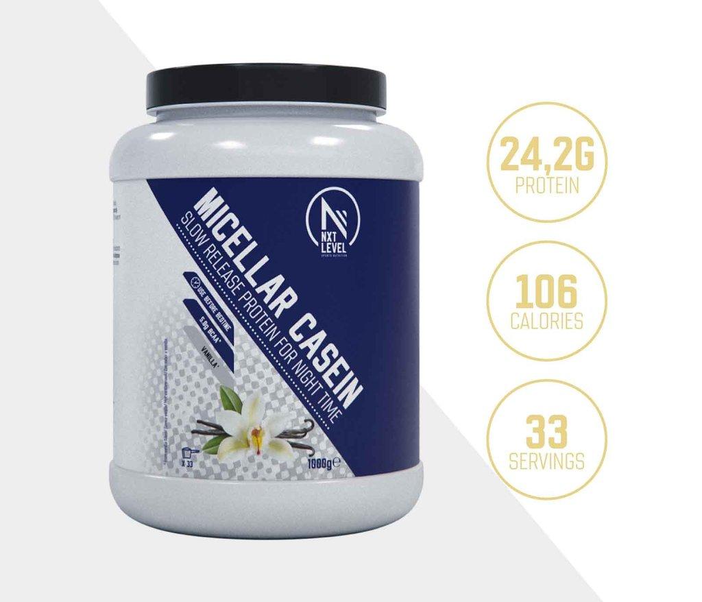 Micellar Casein Protein - Vainilla