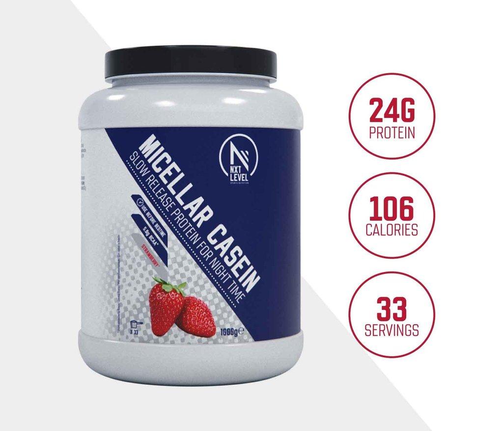 Micellar Casein Protein - Fresa