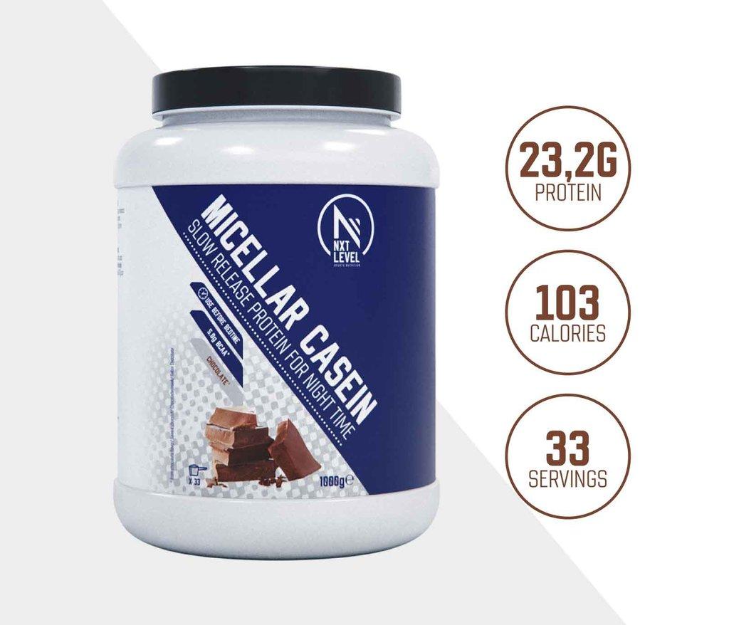 Micellar Casein Protein - Chocolate
