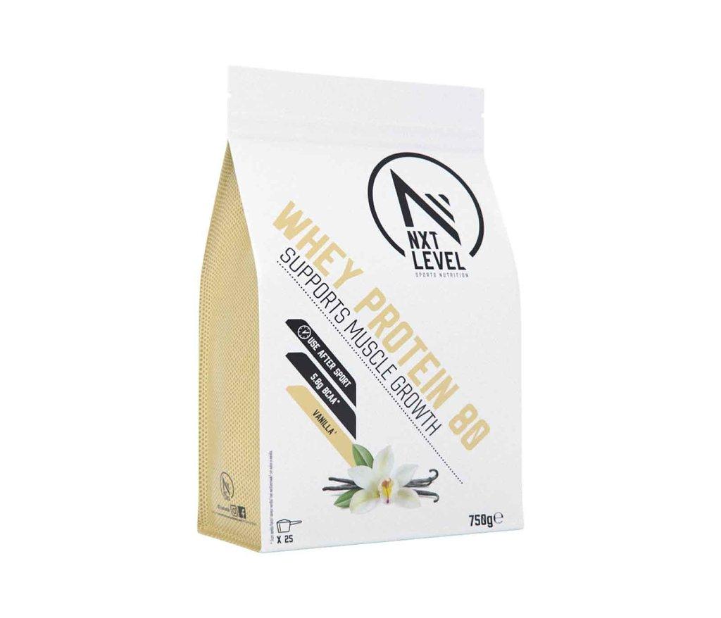 Whey Protein 80 - Vanille - 750g