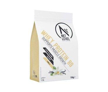 Whey Protein 80 - Vanilla - 750g