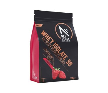 Whey Isolate 90 - Strawberry - 750g