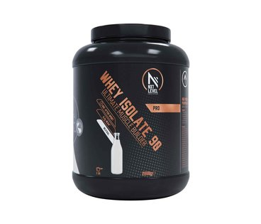 Whey Isolate 90 - Neutral - 2kg
