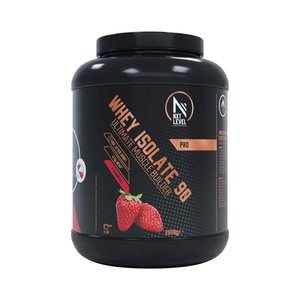 Pro Whey Isolate 90 - Strawberry - 2kg