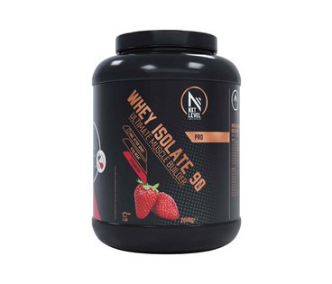 Whey Isolate 90 - Strawberry - 2kg