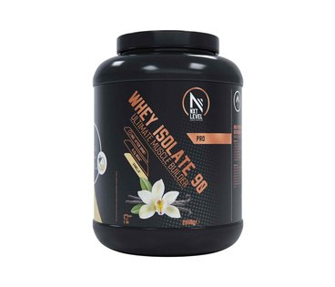 Whey Isolate 90 - Vanilla - 2kg