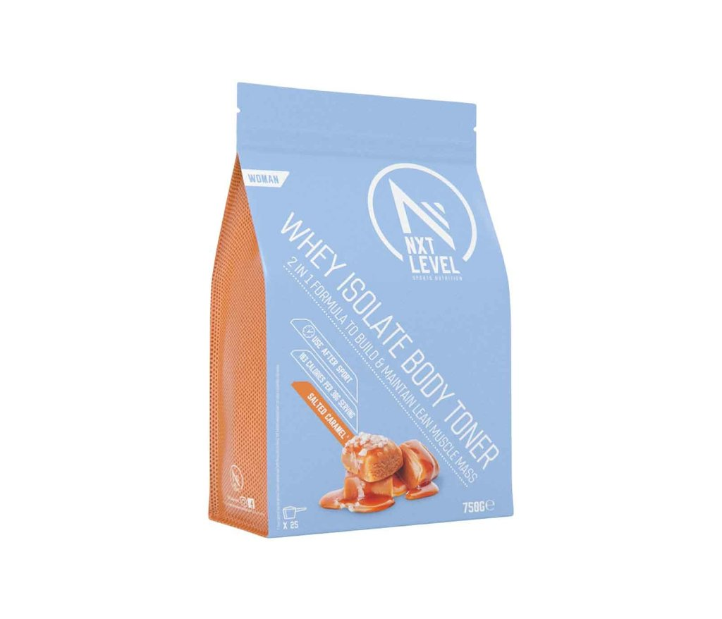 Whey Isolate Body Toner - Caramelo Saldo - 2kg