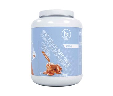 Whey Isolate Body Toner - Caramel Sea Salt - 2kg