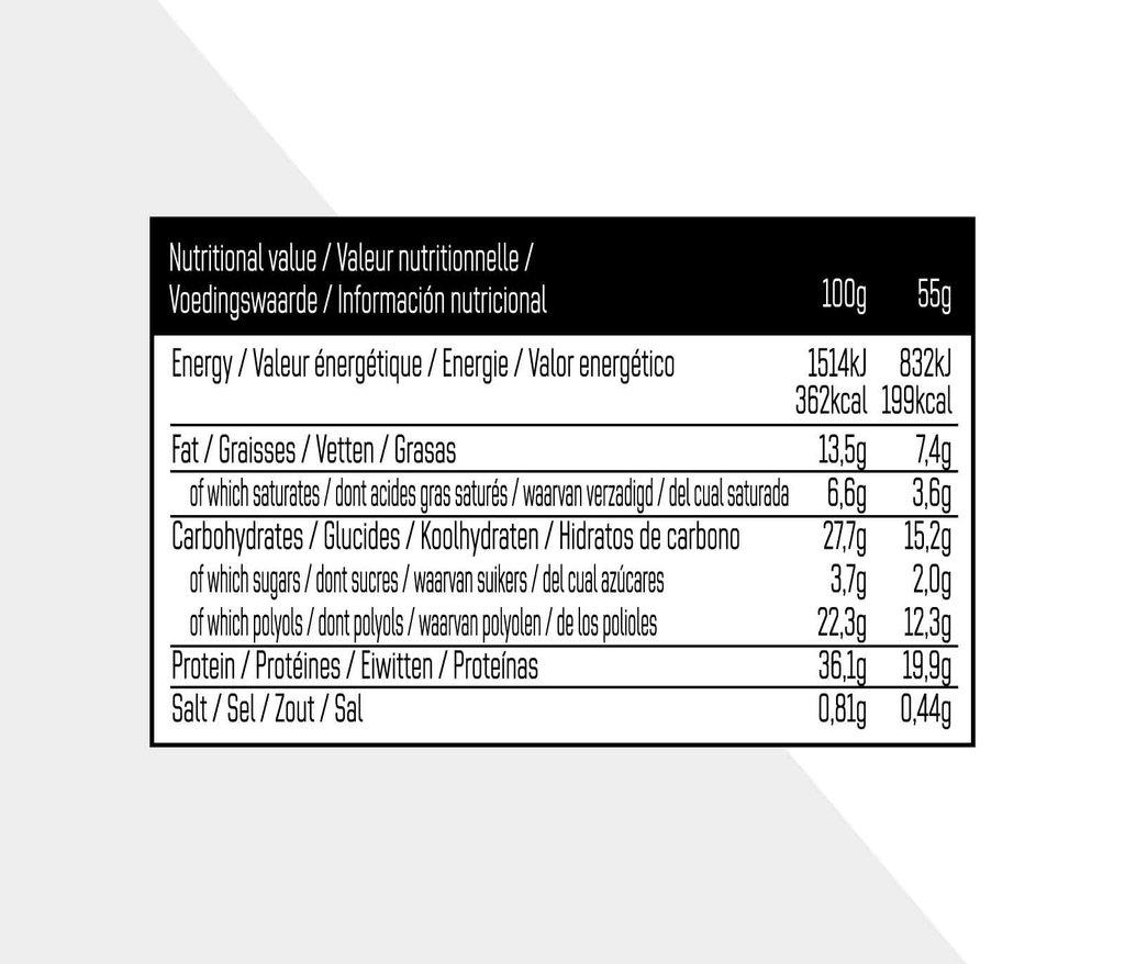 Muscle Builder - Cacahuètes salées (15 pcs)