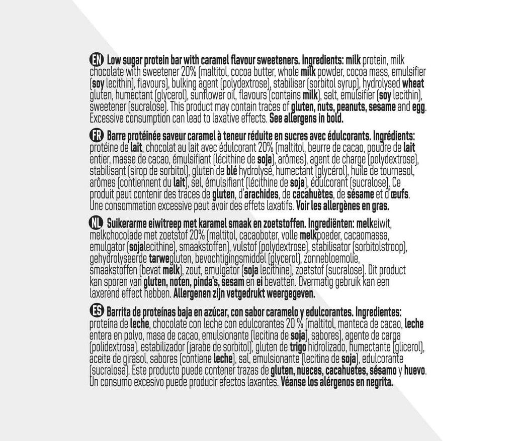Body Toner - Caramel (24 pcs)