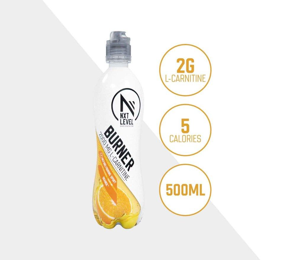 Burner - Naranja (12 pcs)