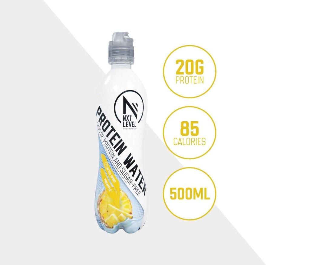 Protein Water - Piña (12 pcs)