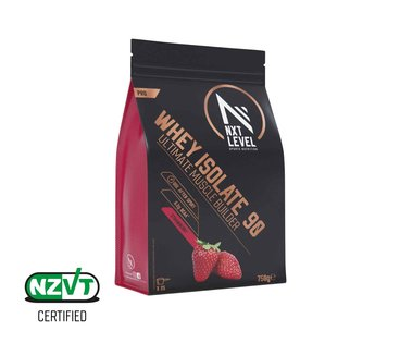 Whey Isolate 90 - Strawberry - 750g
