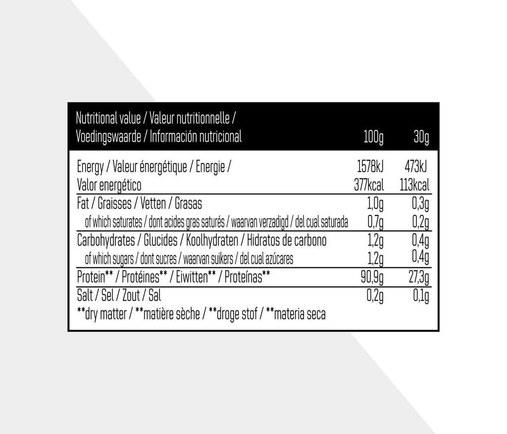 Whey Isolate 90 - Fresa - 750g_