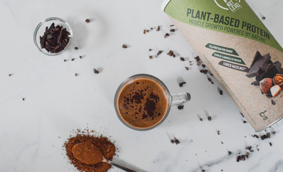 High Protein Hot Chocolate (Plant-based)