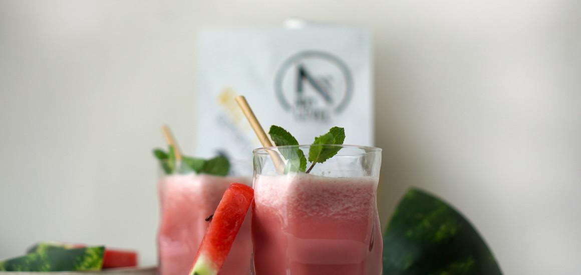 Watermelon Vanilla Shake