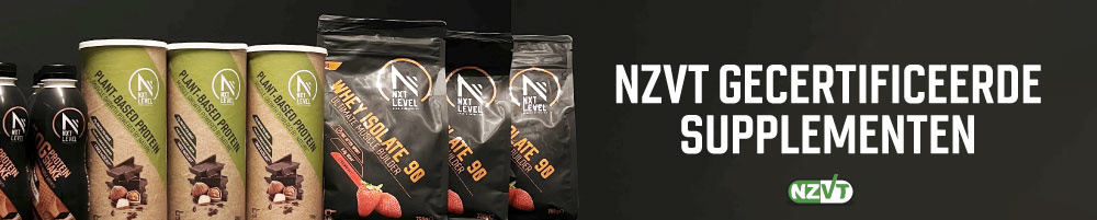 NZVT CERTIFIED SUPPLEMENTS
