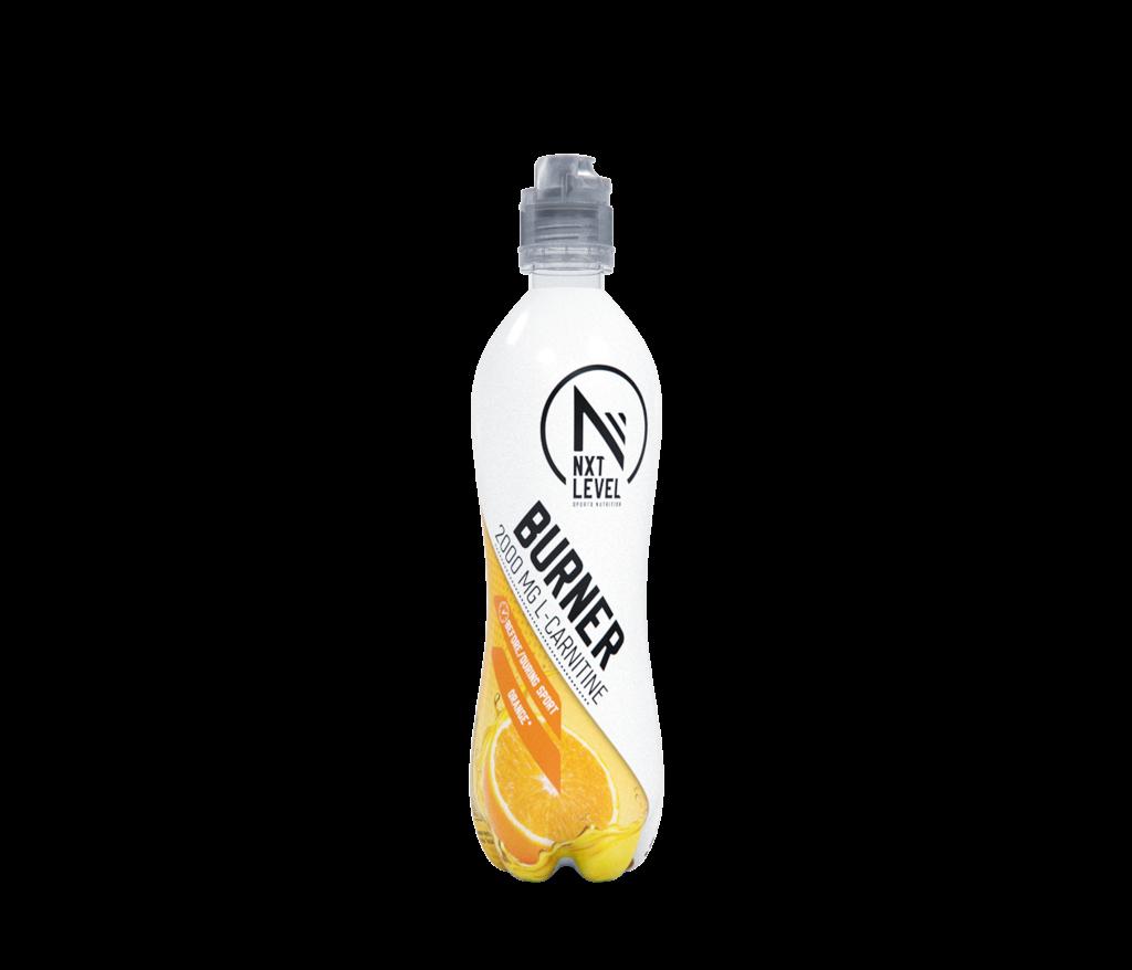 Burner - Orange - 500ml (value: € 2,17)