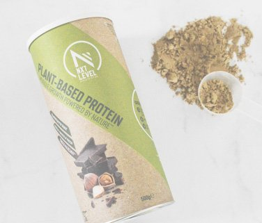 New in: plant-based protein