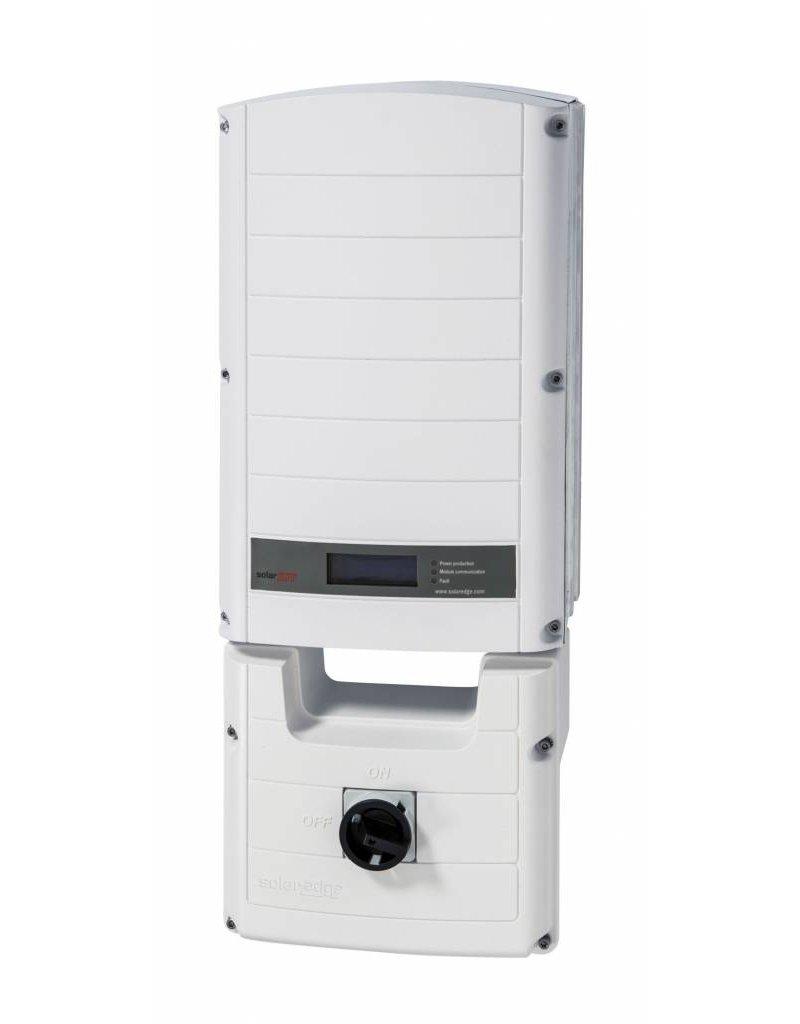 SolarEdge SolarEdge SE33.3K driefase omvormer, DCD en SPD, zonder / met zekeringen, ethernet / ethernet + gsm