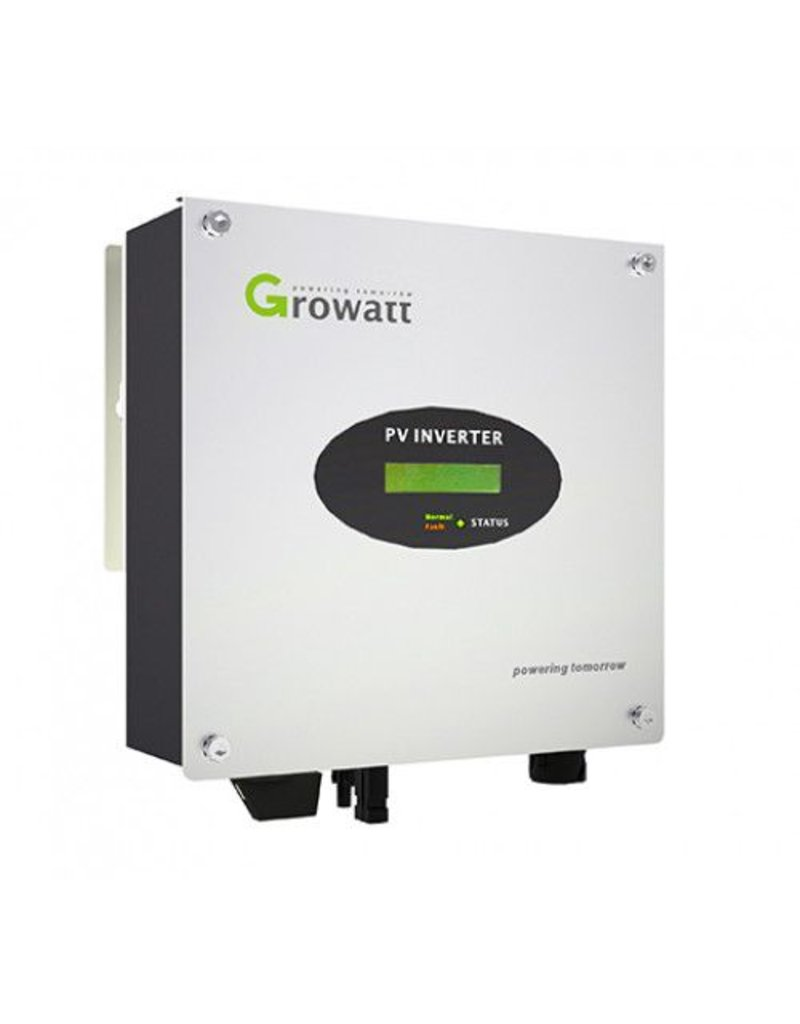 Growatt Growatt 3000S enkelfase omvormer 3 kW