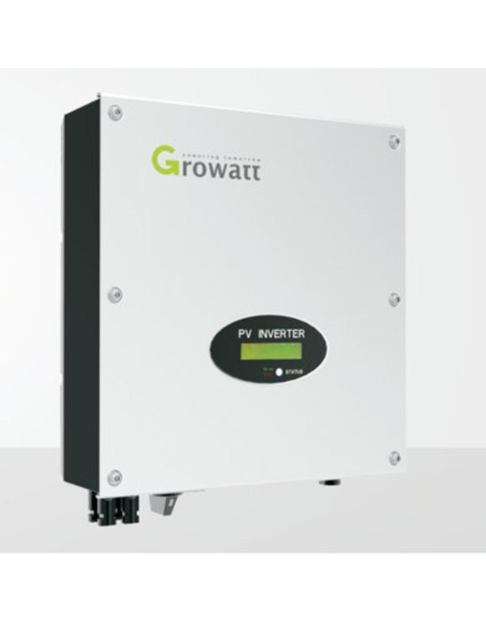 Growatt Growatt 3600MTL-S enkelfase omvormer 3,6 kW