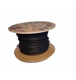 Batt Cables H1Z2Z2-K Solar TUV 1 x 4 / 1 x 6 mm2 ZWART Dca-S2,D2 - diverse lengtes