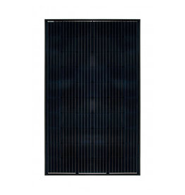 Solar Fabrik Solar Fabrik 300 Wp monokristallijn full black zonnepaneel
