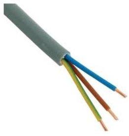 YMVK 3 x 2,5 mm2, per meter