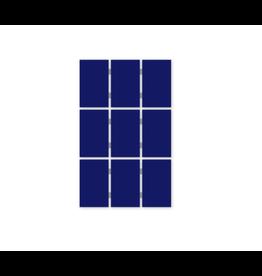 Pakket voor zelfinstallatie Pakket 9 mono panelen