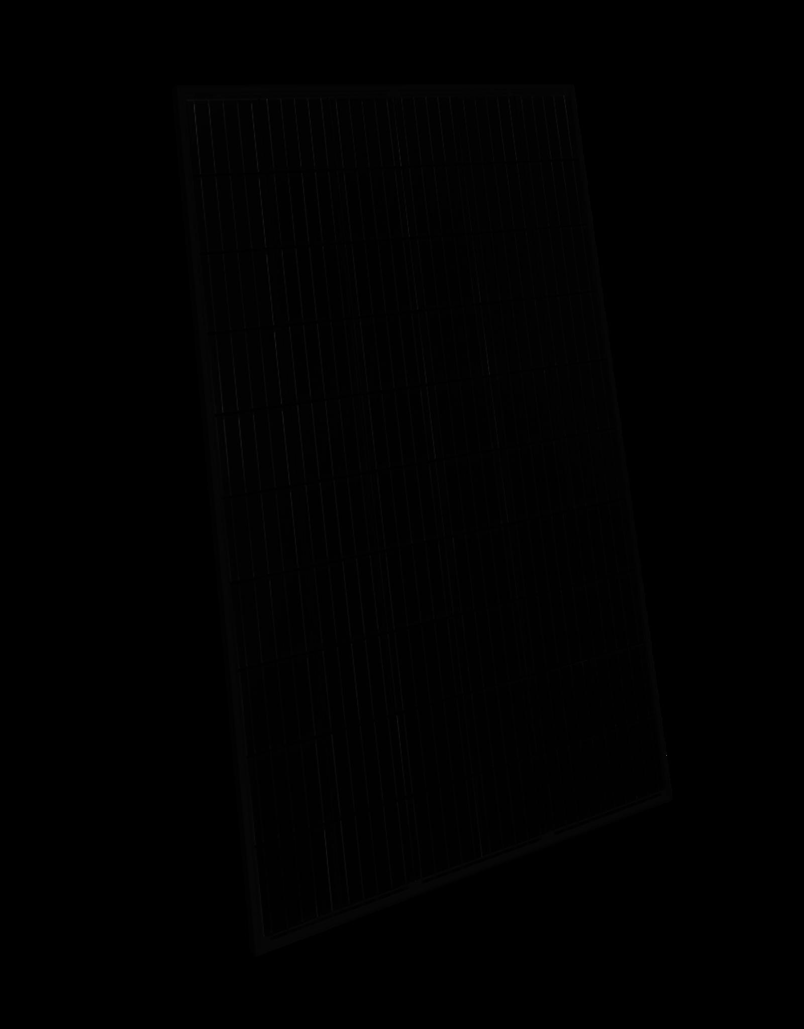 Pakket voor zelfinstallatie Pakket met 10 Jinko Solar monokristallijne Full Black panelen, SolarEdge omvormer en Esdec Clickfit EVO montagematerialen