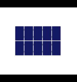 Pakket voor zelfinstallatie Pakket 10 mono panelen