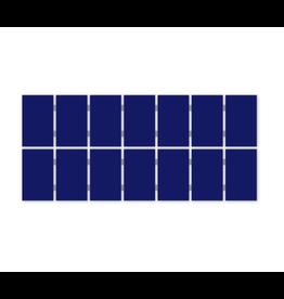 Pakket voor zelfinstallatie Pakket 14 mono panelen