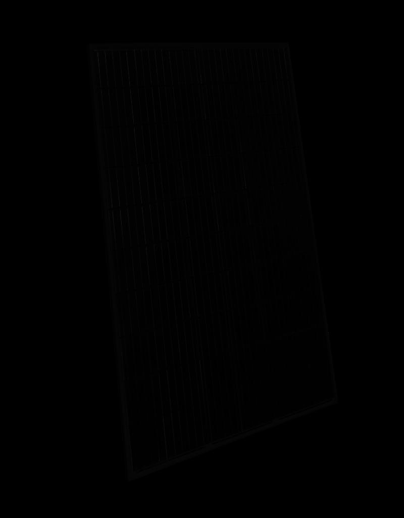 Pakket voor zelfinstallatie Pakket met 16 Jinko Solar monokristallijne Full Black panelen, SolarEdge omvormer en Esdec Clickfit EVO montagematerialen