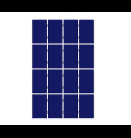 Pakket voor zelfinstallatie Pakket 16 mono panelen