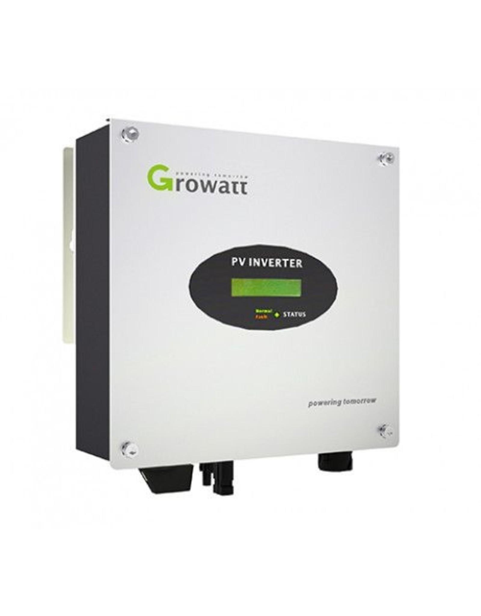 Growatt Growatt 2000S enkelfase omvormer 2 kW