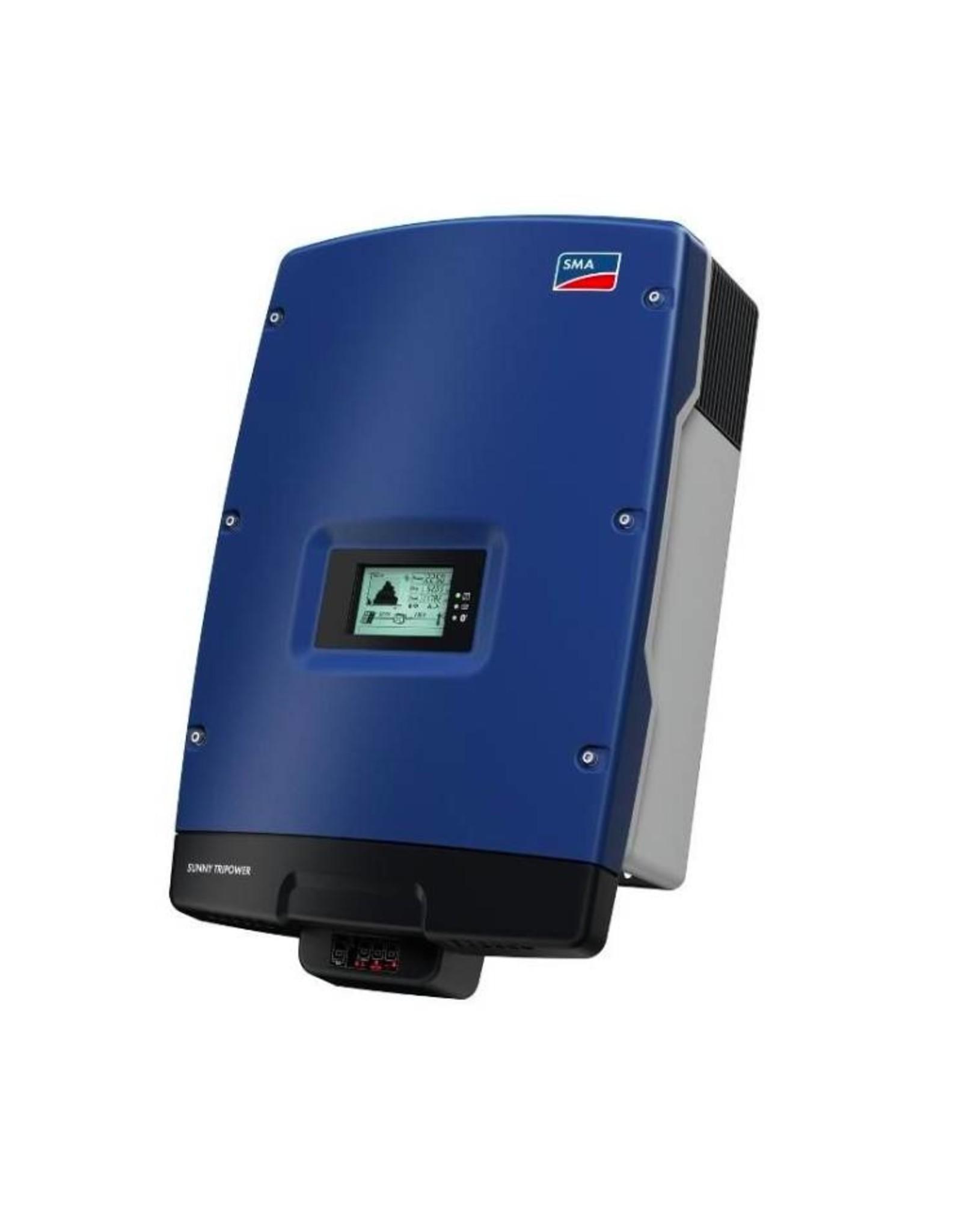 SMA SMA Sunny Tripower 6000TL-20 driefase omvormer 6.0 kW