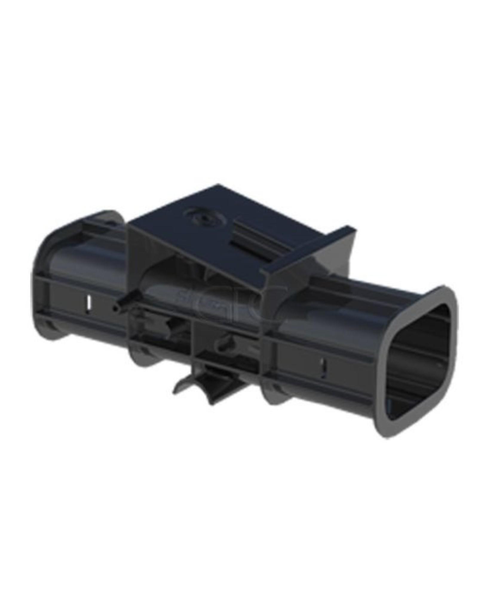 Esdec FlatFix Fusion Esdec flatFix Fusion Basiselement laag (zwart)