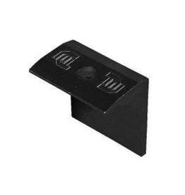 Esdec FlatFix Fusion Esdec Flatfix Fusion – Eindklem 35 mm zwart