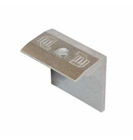 Esdec FlatFix Fusion Esdec Flatfix Fusion – Eindklem 40 mm grijs