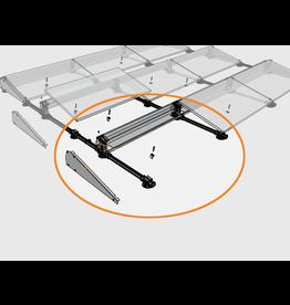 Esdec FlatFix Fusion Flatfix bouwsteen: Eerste paneel